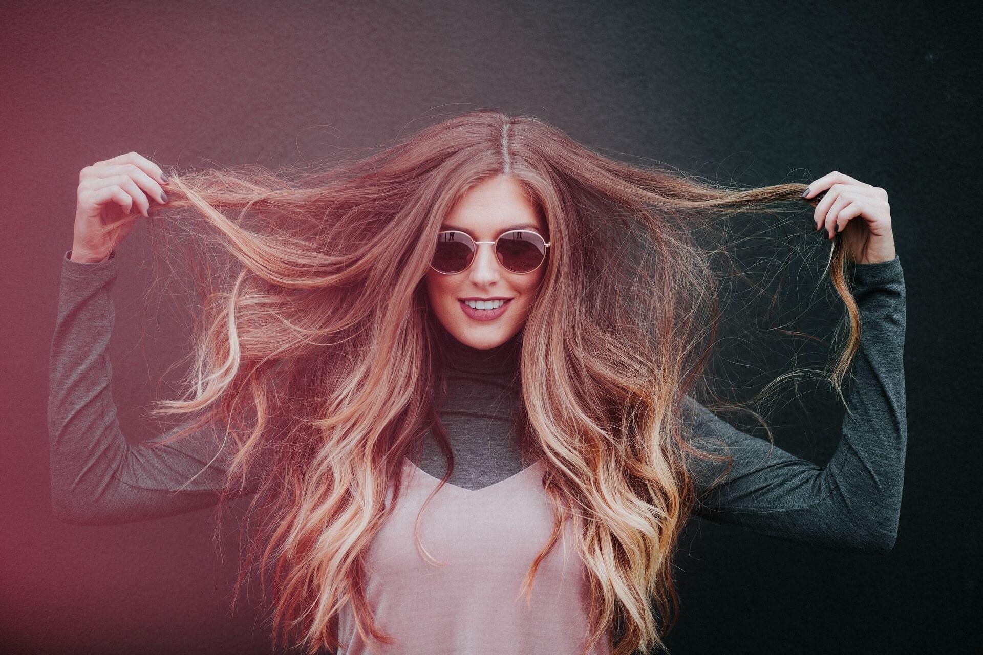 Cuida tu cabello con productos de origen natural